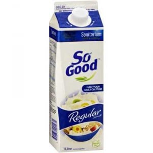 Sanitarium So Good Regular Milk