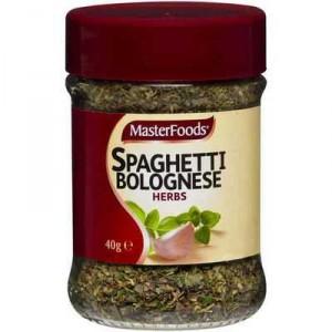 Masterfoods Seasoning Spaghetti Bolognese