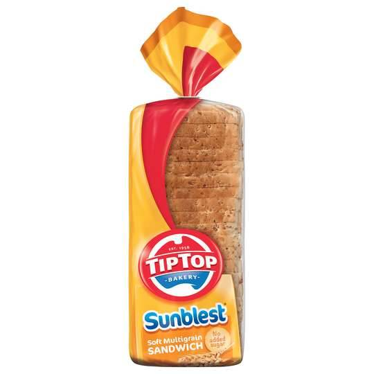 Tip Top Sunblest Multi Grain Sandwich Bread