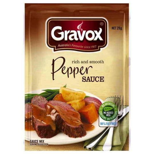 Gravox Gravy Sauce Pepper