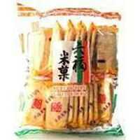 Six Fortune Snacks Rice Crackers