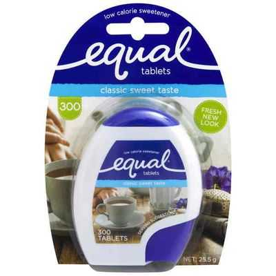 Equal Sweetener Tablets