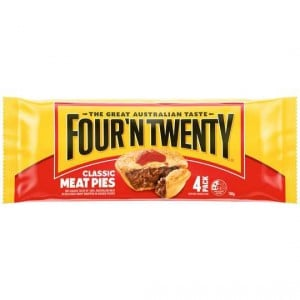 Four N Twenty Pies Meat