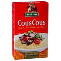 San Remo Cous Cous Medium Grain