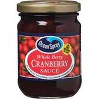 Ocean Spray Fruit Sauce Cranberry Whole Berry