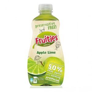 Fruities Apple & Lime Cordial