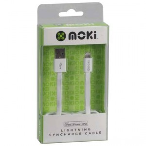 Moki Lighting Sync & Charge Cable Cable