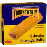 Four N Twenty Sausage Roll Jumbo