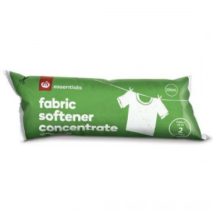 Essentials Fabric Softener Green Apple
