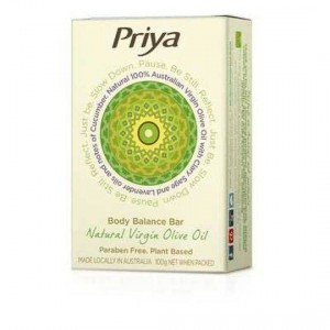 Priya Soap Bar Olive Oil