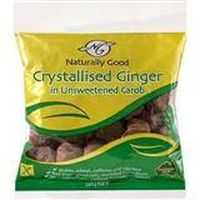 Naturally Fruit Snacks Carob/ginger