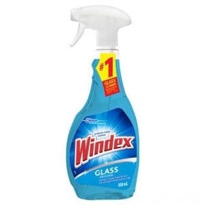Windex Glass Cleaner Trigger