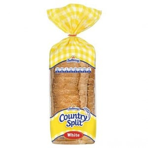 Buttercup Country Split White Bread