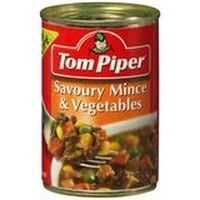 Tom Piper Beef Savoury Mince Vegetable