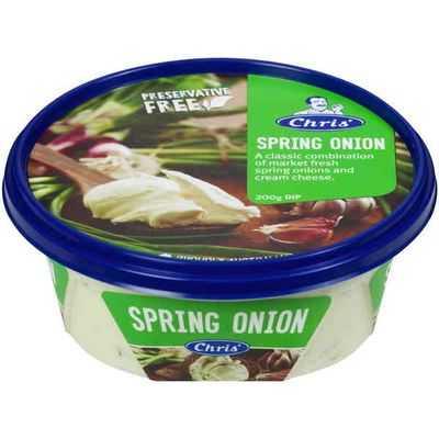 Chris' Dips Spring Onion