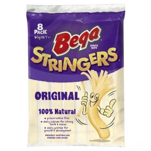 Bega Stringers Peelable Cheese