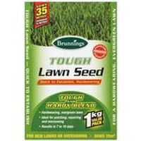 Brunnings Garden Lawn Seed Tough