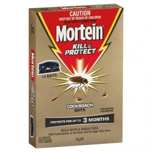 Mortein Plus Insect Control Superbaits Nest Killer
