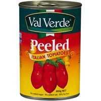 Val Verde Italian Tomatoes Peeled