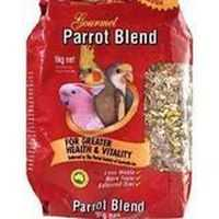 Bird Munchies Bird Food Gourmet Blend Parrot