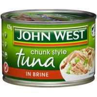 John West Tuna Light In Brine