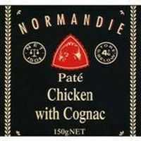 Normandie Pate Chicken With Cognac