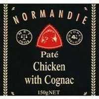 Normandie Pate Chicken With Cognac