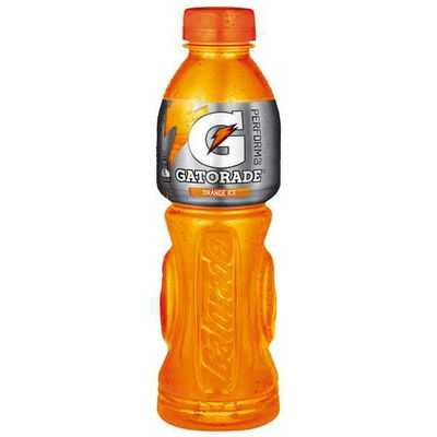 Gatorade Orange Ice Sport Bottle