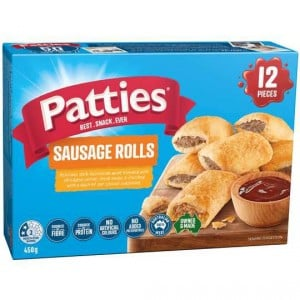 Patties Sausage Roll Party