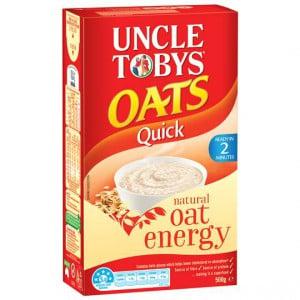 Uncle Tobys Quick Oats