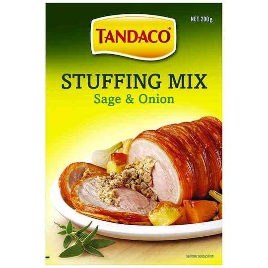 Tandaco Stuffing Mix Sage Onion