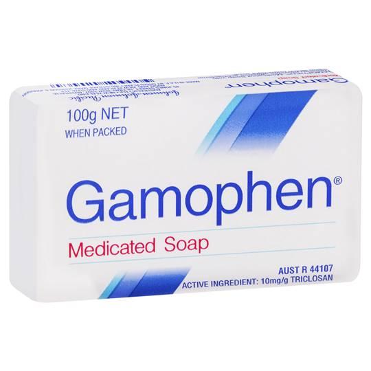 Gamophen Soap Bar Medicated
