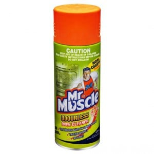 Mr Muscle Oven Cleaner Non Caustic