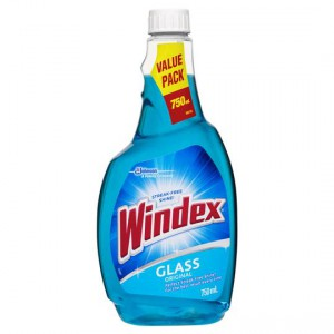 Windex Glass Cleaner Original Refill