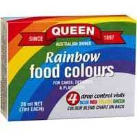 Queen Food Colouring Assorted Food Colours