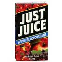 Just Juice Apple & Blackcurrant Juice
