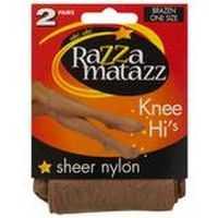 Razzamatazz Knee Hi Brazen
