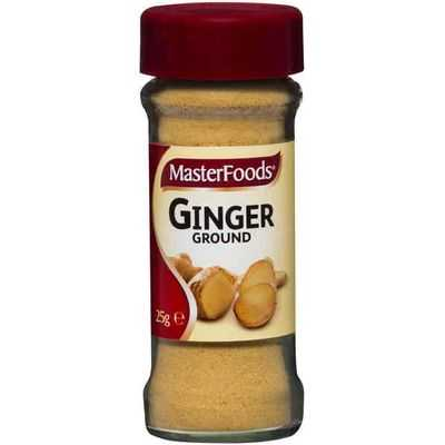 Masterfoods Ginger Ground