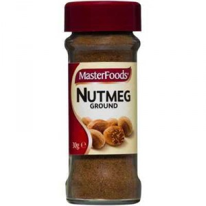 Masterfoods Nutmeg Ground