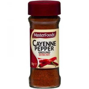 Masterfoods Cayenne Pepper