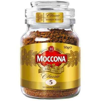 Moccona Classic Medium Roast Coffee