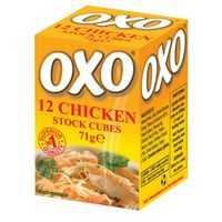 Oxo Chicken Stock Cubes