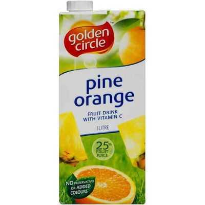 Golden Circle Pine Orange Fruit Drink