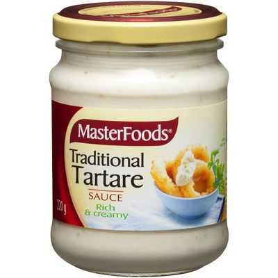 Masterfoods Seafood Sauce Tartare