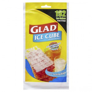 Glad Ice Cube Bags