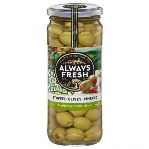 Always Fresh Olives Stuffed