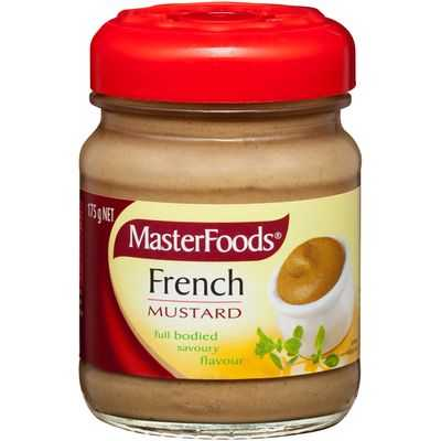 Masterfoods Mustard French
