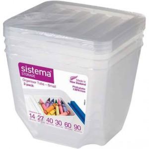 Sistema Storage Organiser Tubs 1.3l