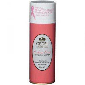 Cedel Hair Spray Extra Firm