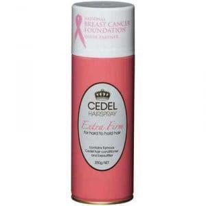 Cedel Hair Spray Extra Firm